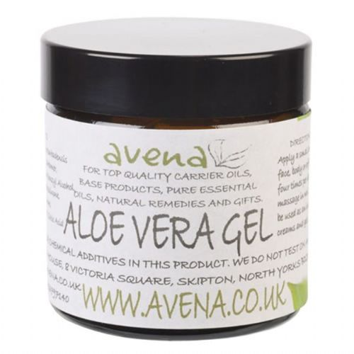 Avena Aloe Vera Clear Gel - Soothing Cooling Gel